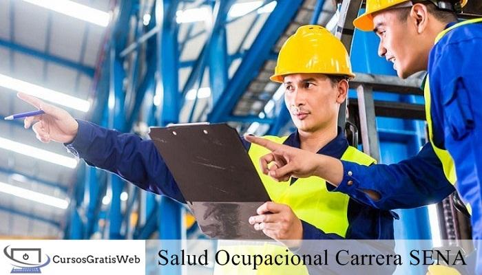 Salud Ocupacional Carrera SENA